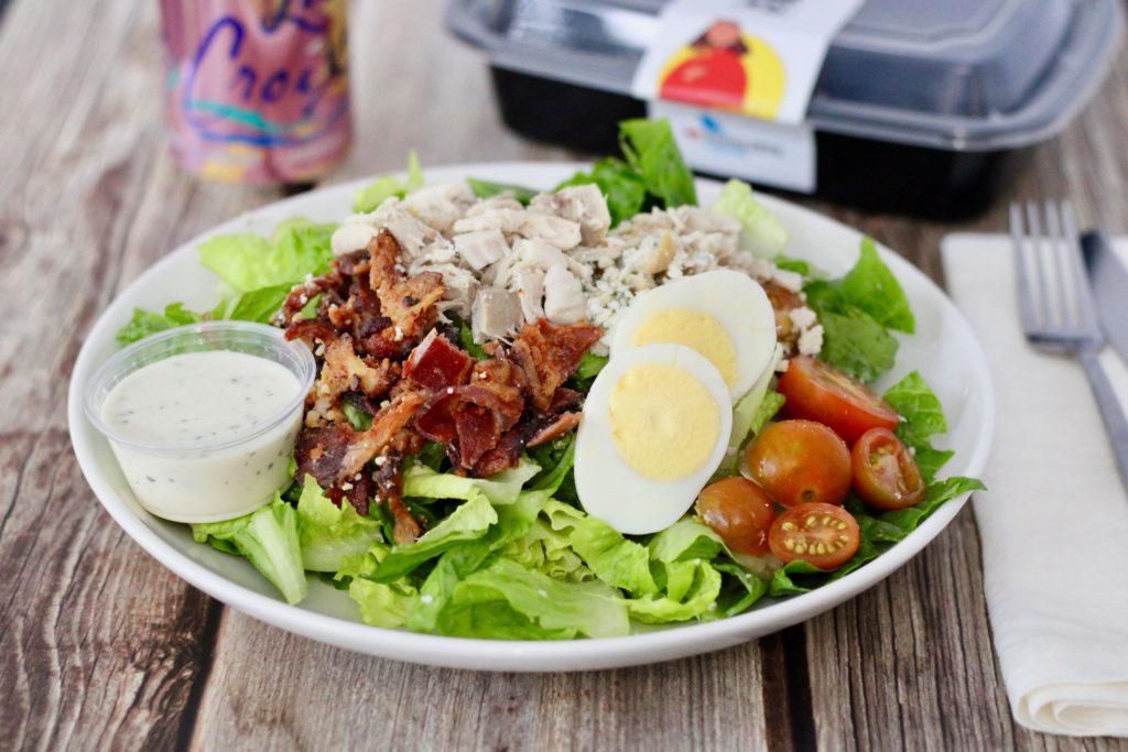 タンパク質を取れるバランスの良い食事のイメージ