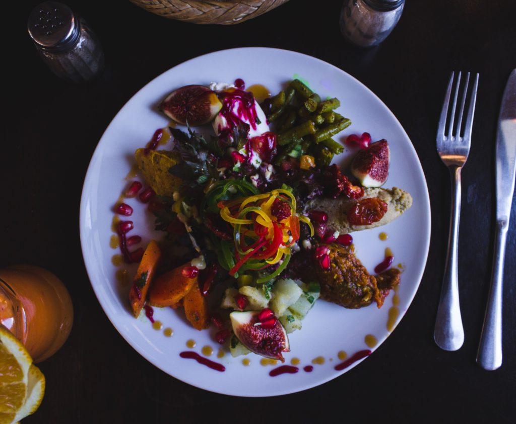 栄養バランスの良い料理