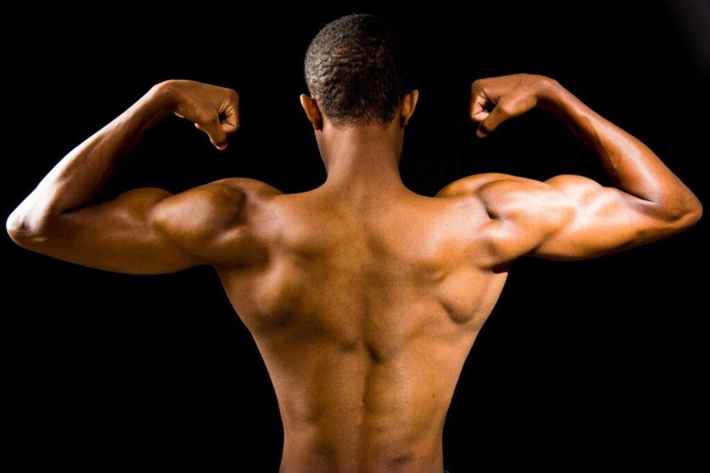 体脂肪を減らし筋肉がついたイメージ