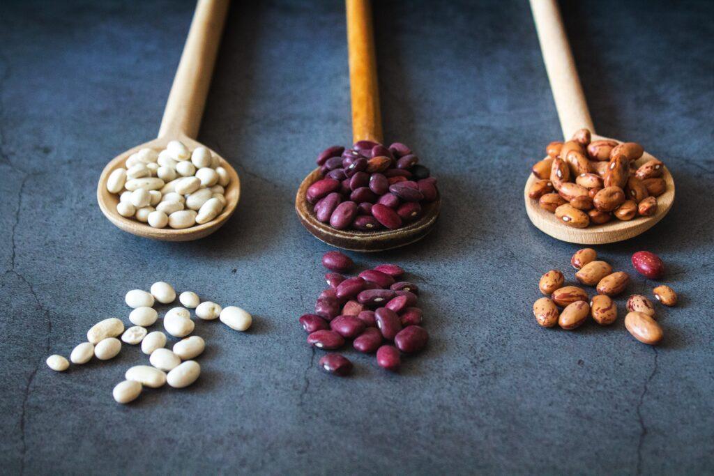 脂質が少なく低カロリーなタンパク質の大豆のイメージ
